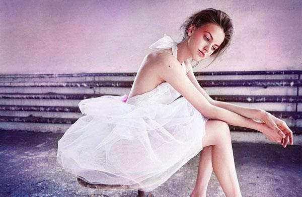 Portrait | Magdalena Fiolka by Lukasz Pukowiec