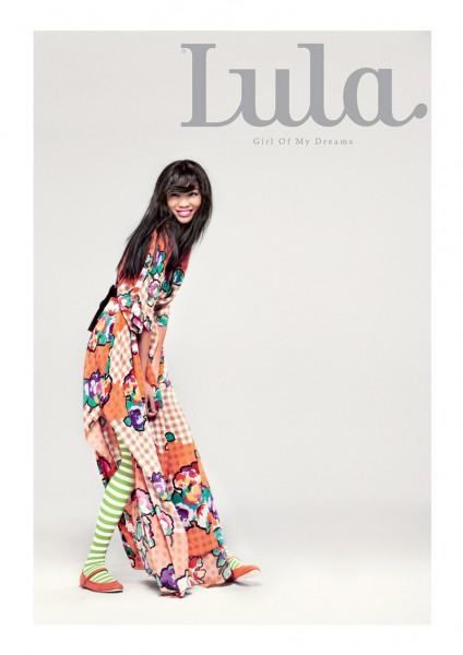 Lula Spring 2010 Covers   Chanel, Addison, Kate S., Liu, Giedre, Kim & Charlotte by Damon Heath