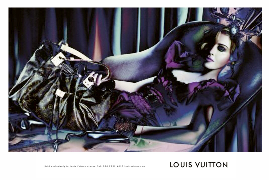 Louis Vuitton Fall/Winter 09.10 by Steven Meisel