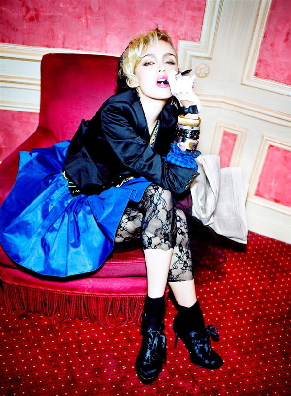 Morning Beauty | Madisyn Ritland by Ellen von Unwerth
