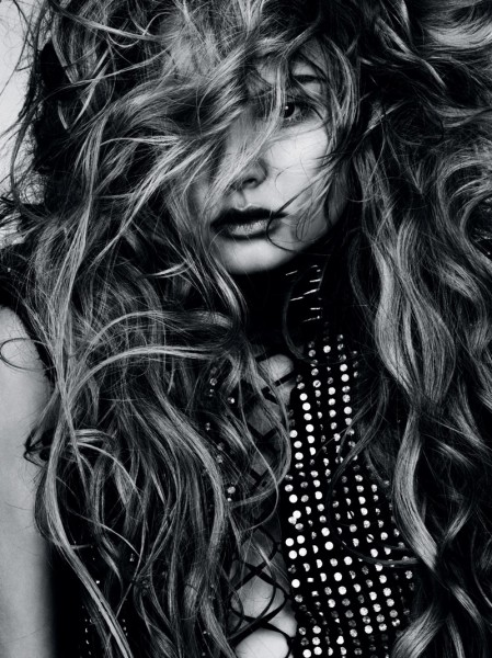 Magdalena Frackowiak by Ben Hassett for <em>Vogue Germany</em>