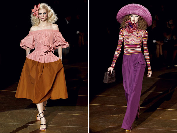 Marc Jacobs Spring 2011 | New York Fashion Week