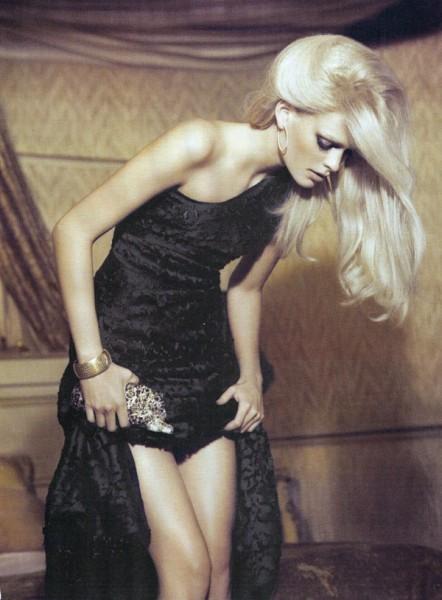 Harper's Bazaar UK | Michaela Hlavackova by Marcus Ohlsson