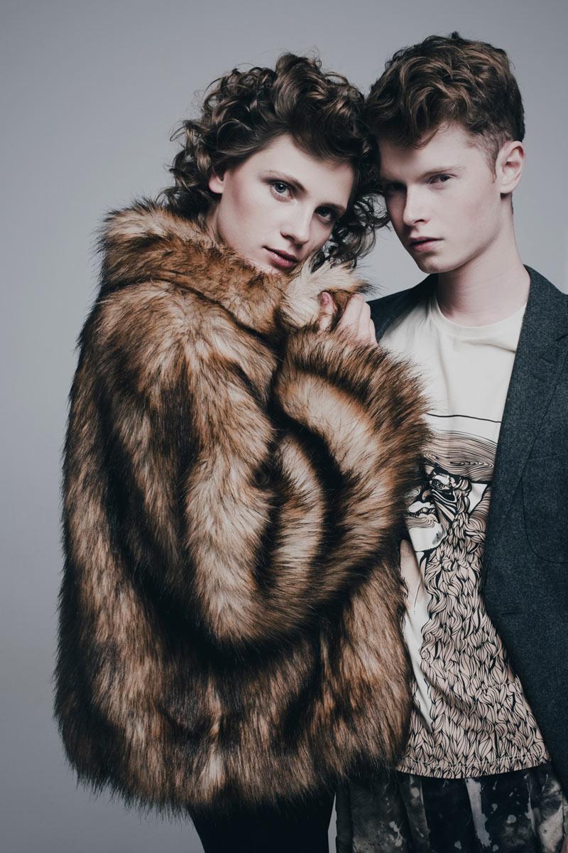 Fresh Face | Maria Loks by Martyna Galla