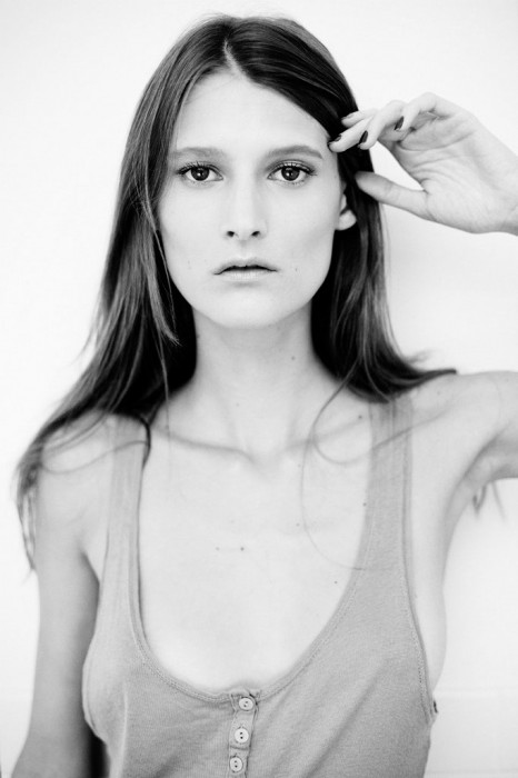 Fresh Face | Marie Piovesan by Rodrigo Bueno