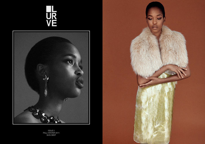 Marihenny Rivera by Matteo Montanari for Lurve #5