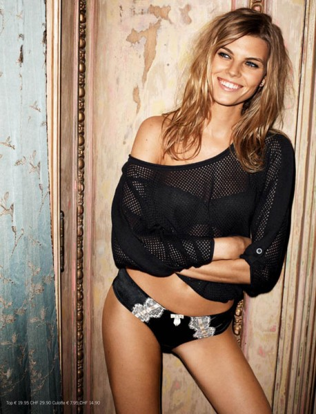 H&M Magazine | Maryna Linchuk by Terry Richardson