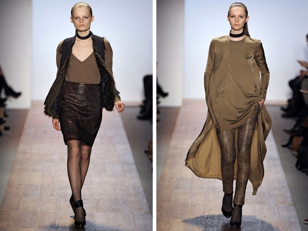 Max Azria Fall 2011 | New York Fashion Week