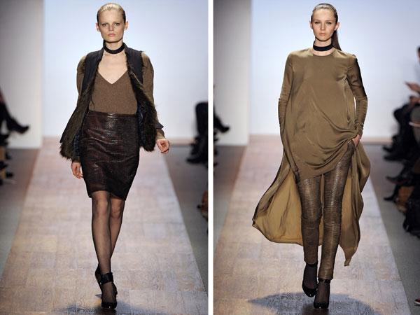 Max Azria Fall 2011 | New York Fashion Week
