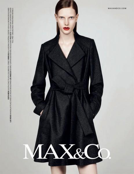 MAX&Co. Fall 2010 Campaign | Ylonka Verheul by Daniel Jackson