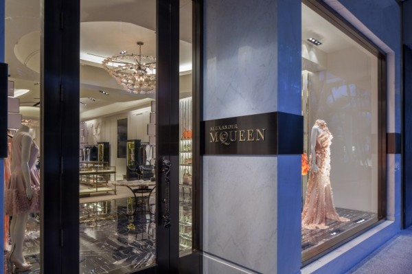 Alexander McQueen Store Lands in Miami