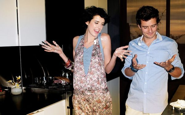 Me & City Spring 2010 Campaign | Agyness Deyn & Orlando Bloom by Terry Richardson