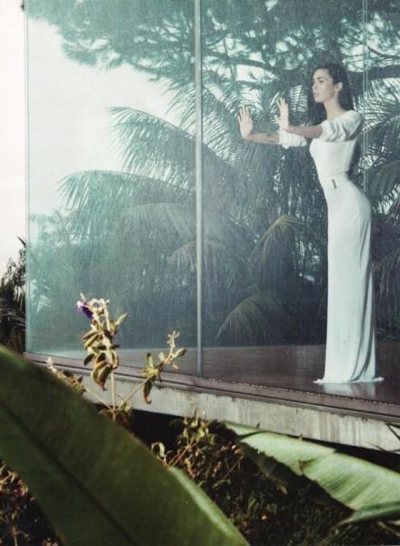 Megan Fox by Paola Kudacki | Harper's Bazaar UK April
