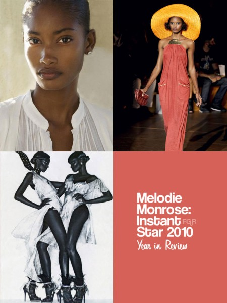 Year in Review | Melodie Monrose: Instant Star 2010