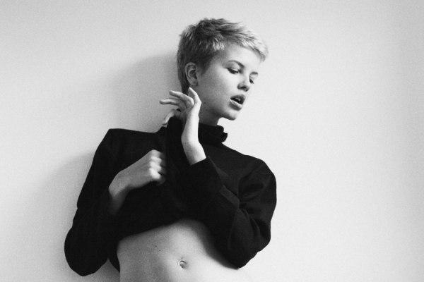 Portrait | Merethe Hopland by Sam Hessamian