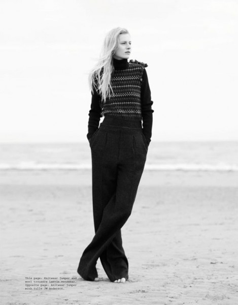 Julia Nobis for <em>Metal Magazine</em> #21 by Can Evgin