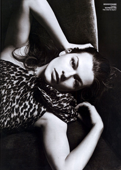 Milla by Mario Sorrenti