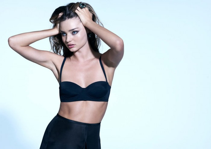 Miranda Kerr Seduces for The Sunday Times Style, Lensed by Eric Guillemain