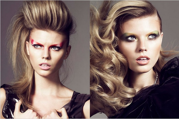 Maryna Linchuk by Jem Mitchell for Vogue Nippon Beauty