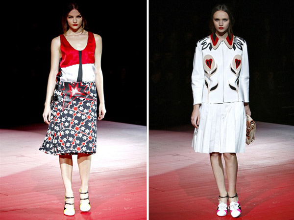 Miu Miu Spring 2011 | Paris Fashion Week