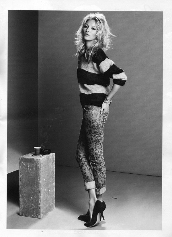 Isabel Marant Fall 2010 Campaign Preview | Kate Moss