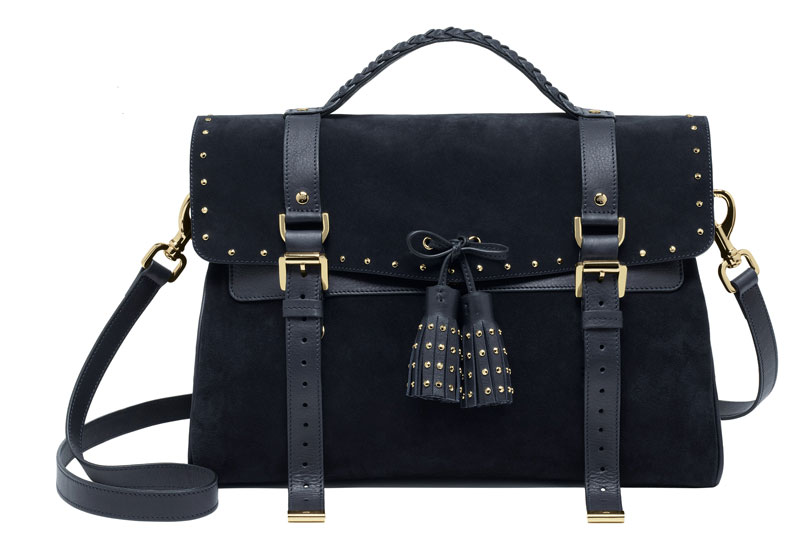 New Arrivals: Mulberry's Tassel Collection