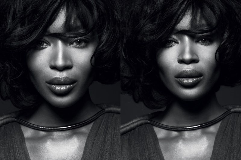 Naomi Campbell for Antidote Magazine by Jan Welters (2012)