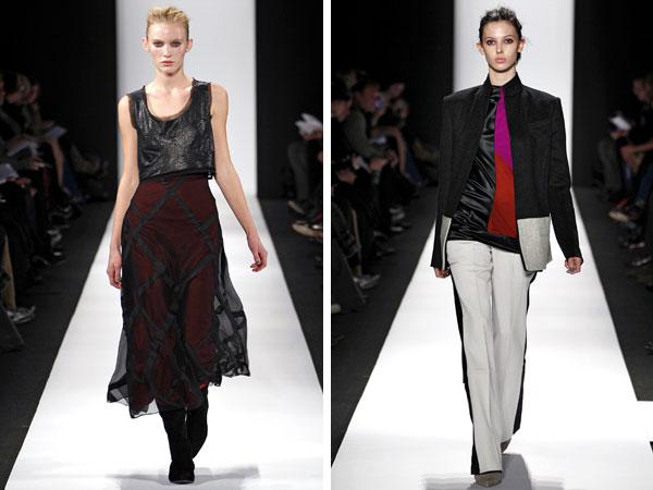 Narciso Rodriguez Fall 2011 | New York Fashion Week