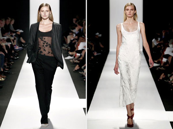 Narciso Rodriguez Spring 2011 | New York Fashion Week