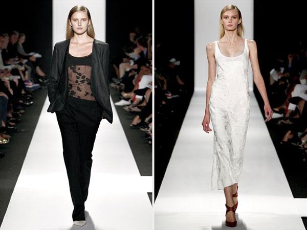 Narciso Rodriguez Spring 2011 | New York Fashion Week