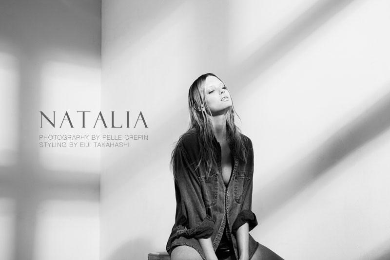 Natalia Siodmiak by Pelle Crepin for Fashion Gone Rogue