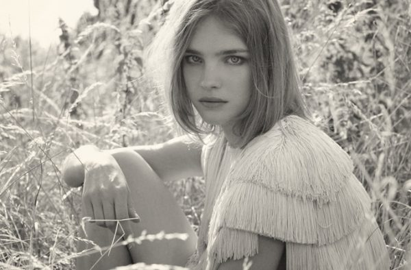 Morning Beauty | Natalia Vodianova by Sofia Sanchez & Mauro Mongiello