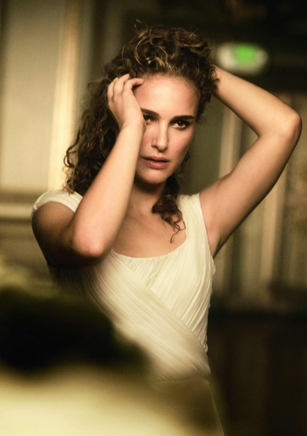 Natalie Portman for Vogue US January 2011 by Peter Lindbergh