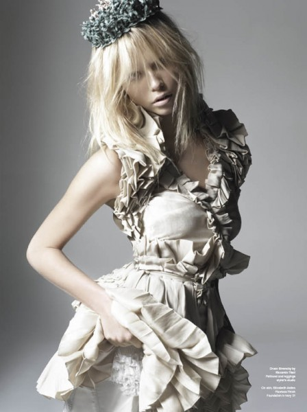 V #63 | Doll Parts-Natasha Poly by Glen Luchford