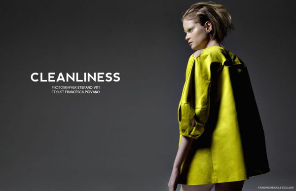 Nathalia Oliveira by Stefano Viti for Fashion Gone Rogue
