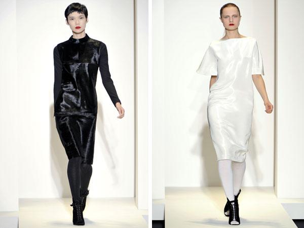 Nicole Farhi Fall 2011   London Fashion Week