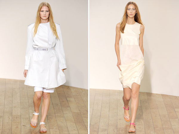 Nicole Farhi Spring 2011 | London Fashion Week