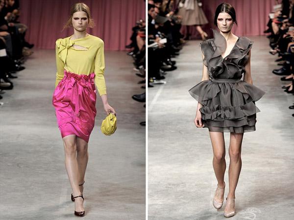 Nina Ricci Spring 2011 | Paris Fashion Week