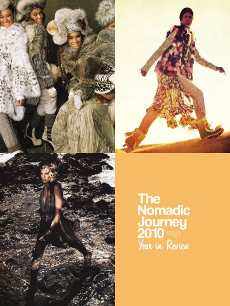 The Nomadic Journey | Year in Review 2010