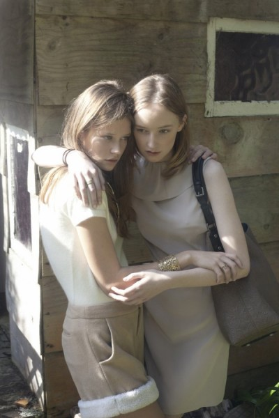 Vilma, Dempsey & Stephanie by Karen Inderbitzen-Waller for <em>No. Magazine</em>