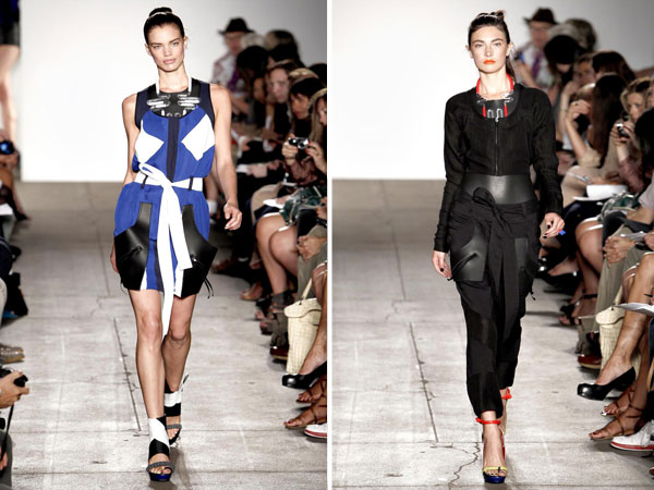 Ohne Titel Spring 2011 | New York Fashion Week