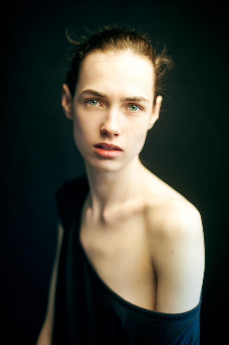 Fresh Face | Olga by Mathieu Vladimir Alliard