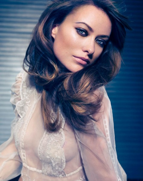 Olivia Wilde by Markus + Indrani for Modern Luxury