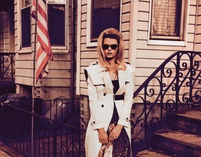 Jennifer Pugh by Beau Grealy | The Outsiders