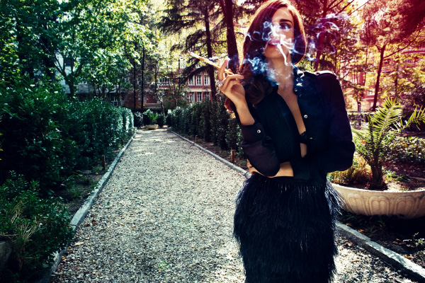 Photo of the Day | Smoking