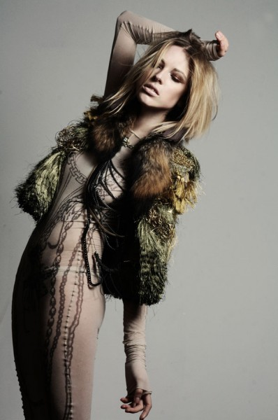 Polly Brown by Damon Baker in Brave New Girl