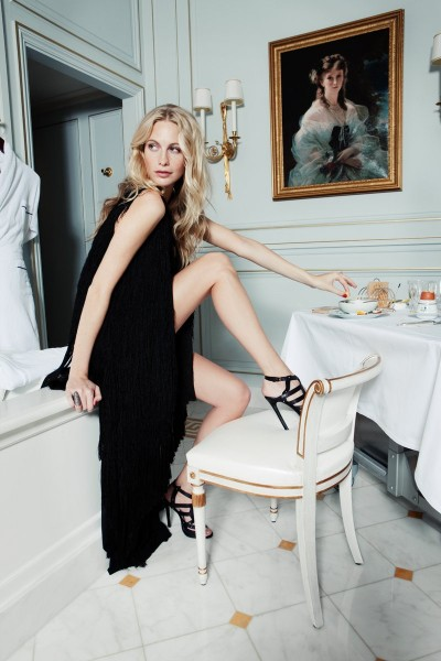 Poppy Delevingne by Alexandre Tabaste for Madame Figaro
