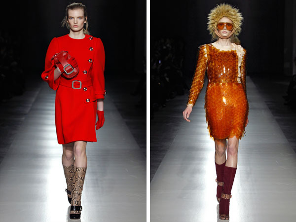 Prada Fall 2011 | Milan Fashion Week