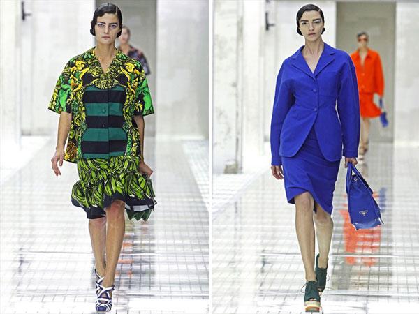 Prada Spring 2011 | Milan Fashion Week
