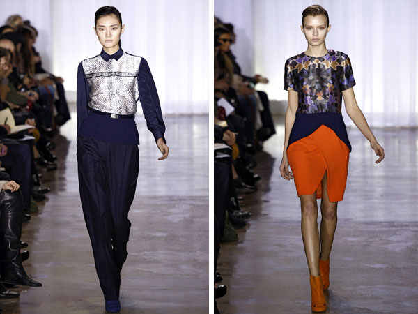 Preen Fall 2011 | New York Fashion Week